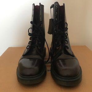 Dr. Martens Langston 8-Eye Lace Boots